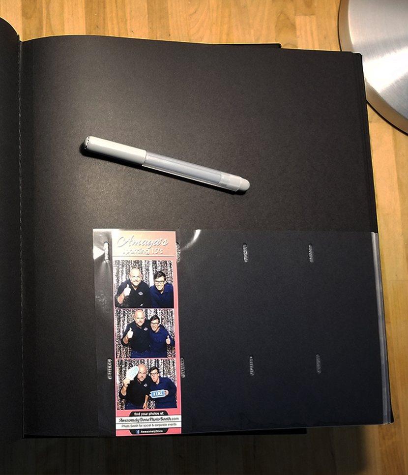 Boxed Photo Albums: Premium Photo Album & Gift Box